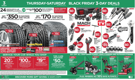 Sears Black Friday 2015 Ad - Page 30