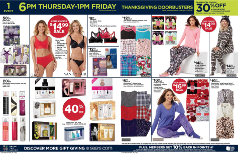 Sears Black Friday 2015 Ad - Page 5