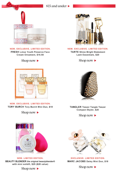 Sephora Black Friday 2015 Ad - Page 3