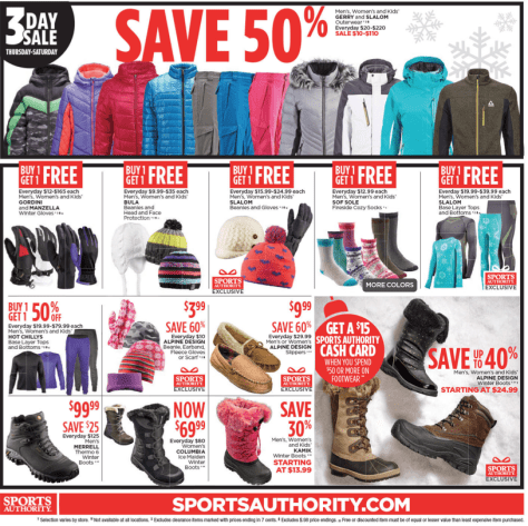 Sports Authority Black Friday 2015 Ad - Page 10