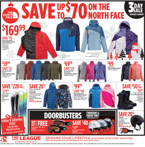 Sports Authority Black Friday 2015 Ad - Page 11