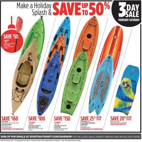 Sports Authority Black Friday 2015 Ad - Page 14