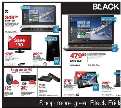 Staples Black Friday 2015 Ad - Page 3