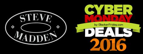 Steve Madden Cyber Monday 2016