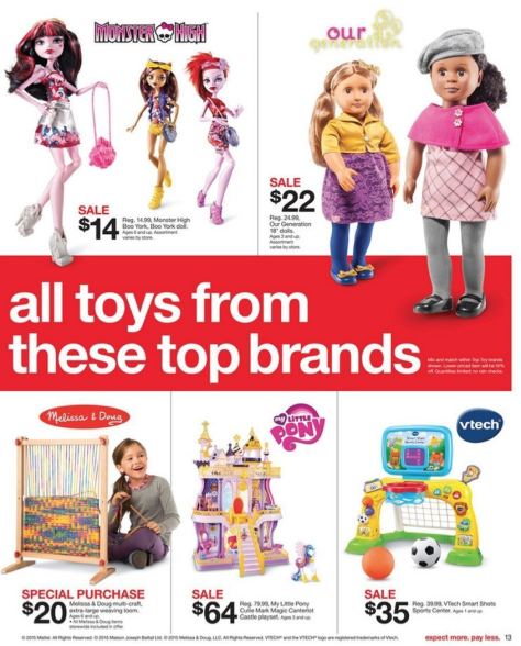 Target Black Friday 2015 Ad - Page 11