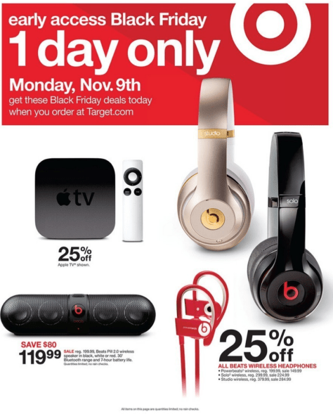 Target Black Friday 2015 Ad - Page 34