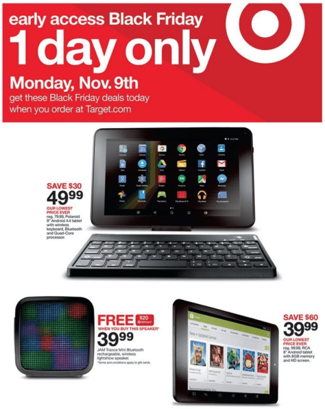 Target Black Friday 2015 Ad - Page 35