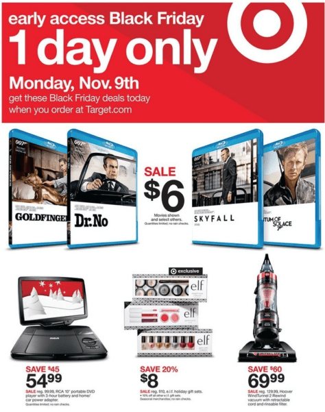 Target Black Friday 2015 Ad - Page 36