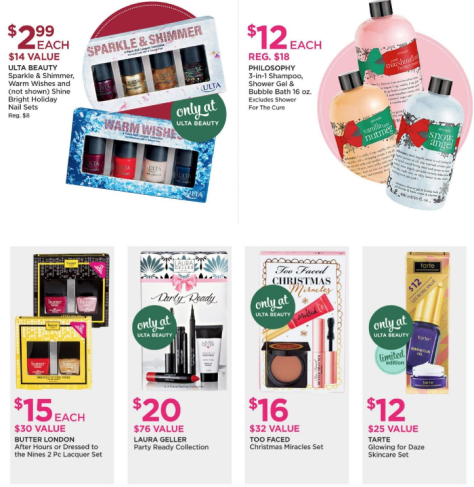 Ulta Black Friday 2015 Ad - Page 3