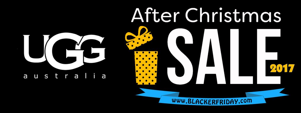 ugg sale after christmas