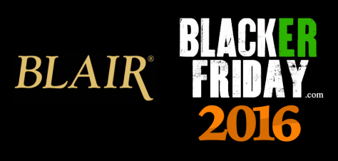 Blair Black Friday 2016