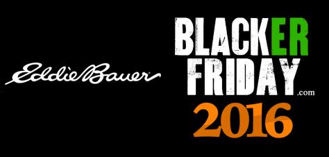 Eddie Bauer Black Friday 2016