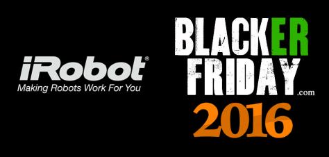iRobot Hosting Black Friday 2016
