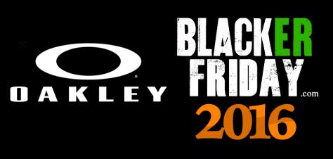 Oakley Black Friday 2016