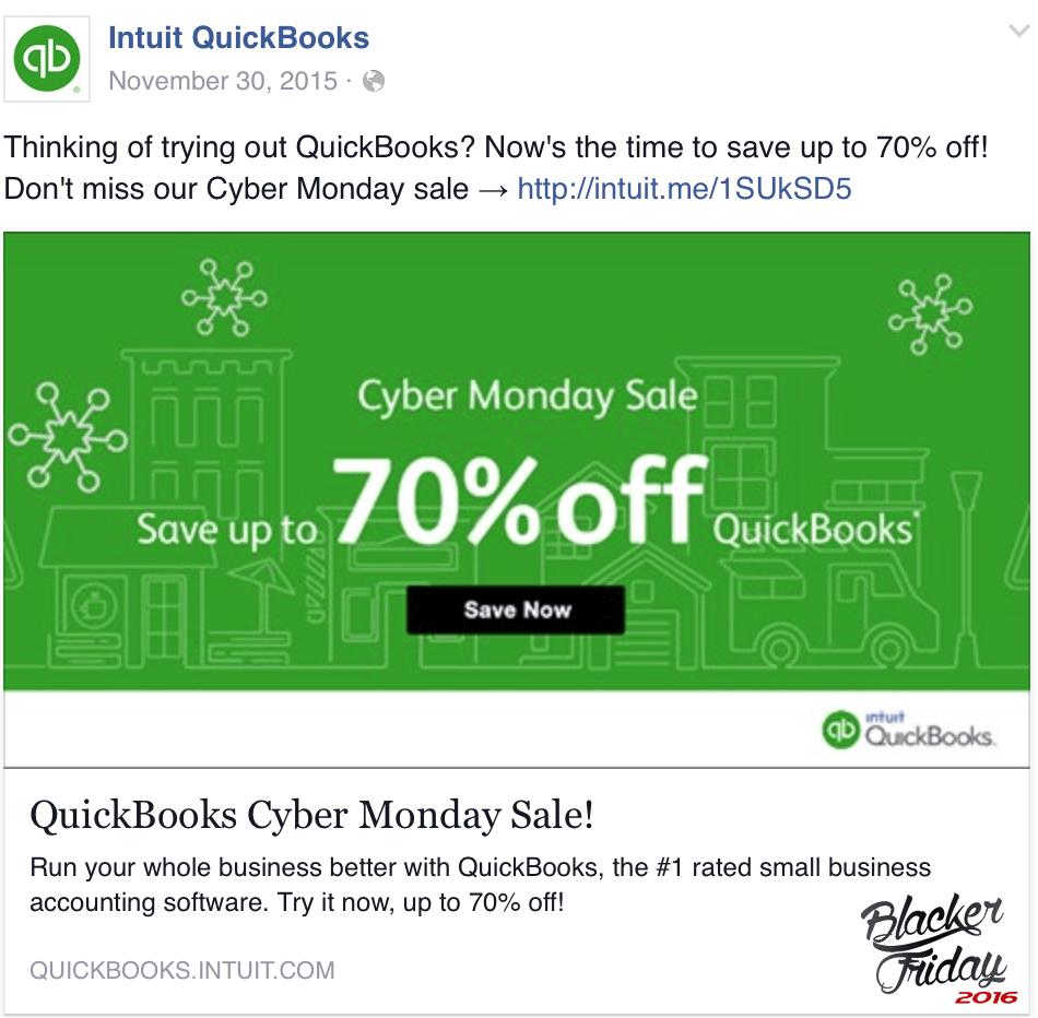 QuickBooks Black Friday Sale 2019 (2020 Editions) - BlackerFriday.com