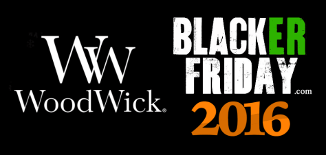 Woodwick Black Friday 2016