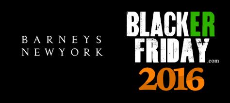 Barneys New York Black Friday 2016