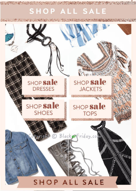 Free People Cyber Monday Ad Scan - Page 2
