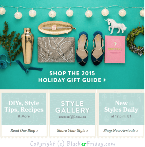 ModCloth Black Friday Ad - Page 2