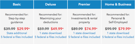Our website provide cheap TurboTax Deluxe , TurboTax Premier and TurboTax Home & Business Tax software download for Windows and Mac. And later we will update TurboTax Deluxe , TurboTax Premier and TurboTax Home & Business software. So when you buy our discount TurboTax Software to download, then you join The Millions Who File With TurboTax .