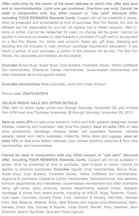 Bonton Black Friday Ad Scan - Page 7