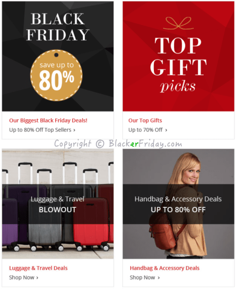 Ebags Black Friday Ad Scan - Page 7