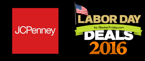 JC Penny Labor Day 2016