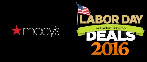 Macys Labor Day 2016