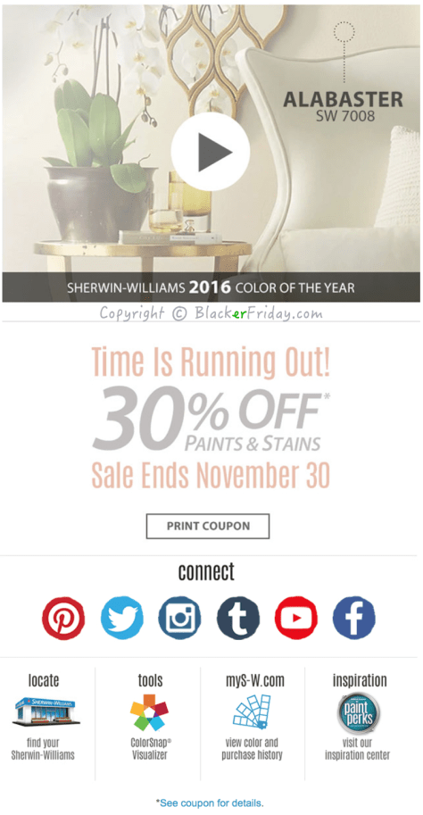 Sherwin Williams Black Friday Ad Scan - Page 3