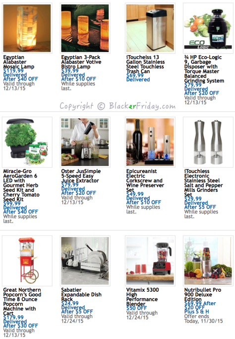 Costco Cyber Monday Ad Scan - Page 13