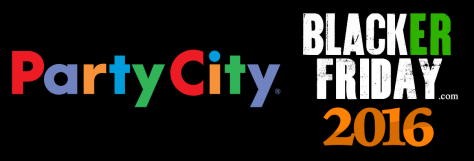 Party City Black Friday 2016