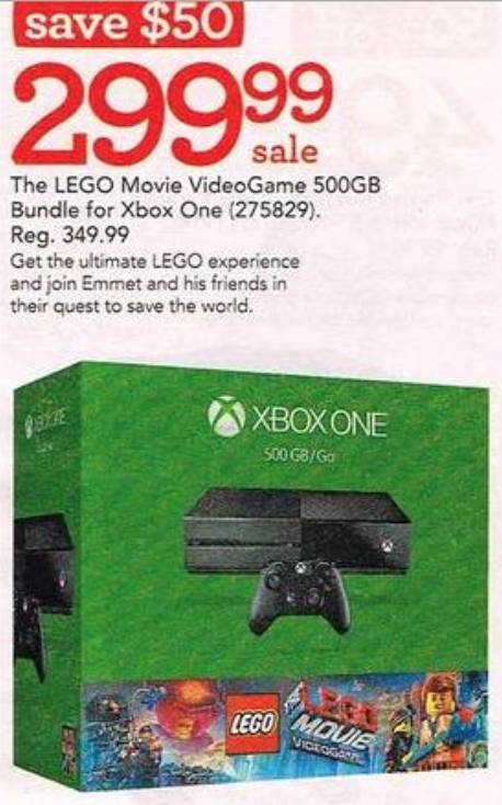 Toys R Us Xbox One Black Friday - Page 1