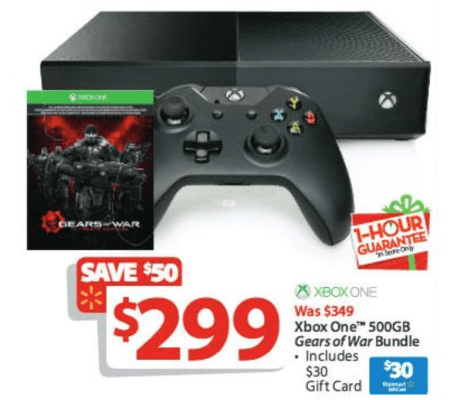 Walmart Xbox One Black Friday - Page 2