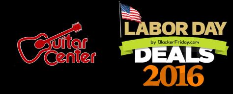 Guitar Center Labor Day Sale 2016