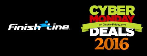 Finishline Cyber Monday 2016