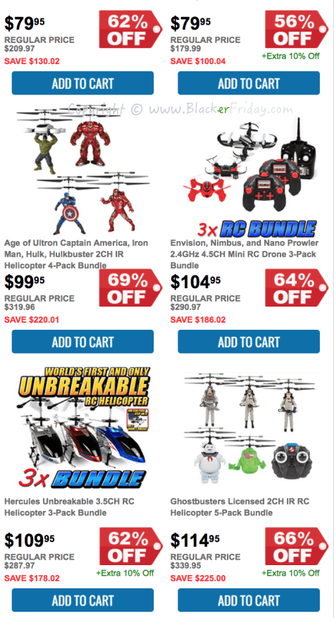 HobbyTron Black Friday Sale Flyer - Page 5