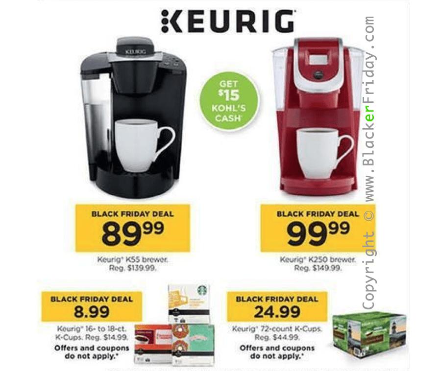 keurig black friday deals 2019 canada