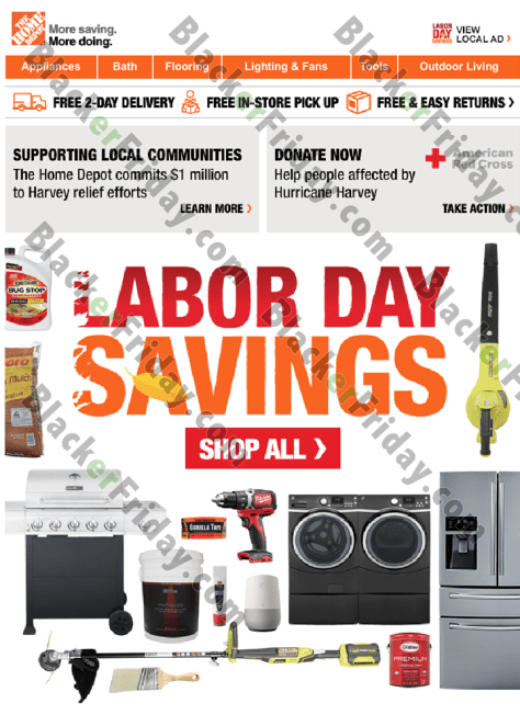 Sep 04,  · Take a break! Labor Day is September 3. Shop sales at Home Depot, Macy's, Best Buy and more. Save on mattresses, clothing, furniture, shoes and hotels.