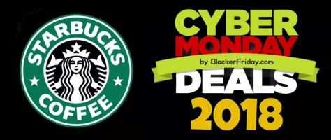 starbucks cyber monday 2019 sale coffee deals. Black Bedroom Furniture Sets. Home Design Ideas