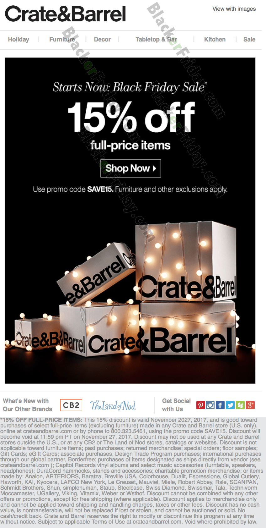 Crate U0026 Barrelu0027s 2017 Holiday Collection Is Already On Their Site. Here Are  A Few Of Our Favorite Picks This Season: