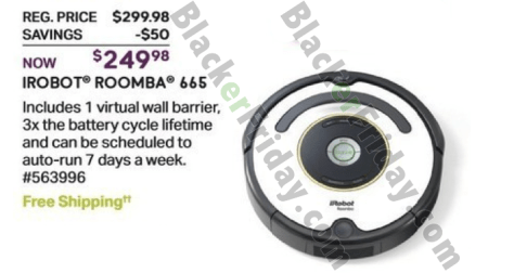 Irobot Roomba Black Friday 2019 Sale Amp Deals