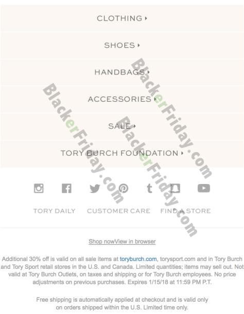f0cf23da8485 2016  Tory Burch s semi-annual sale (aka after Christmas ...
