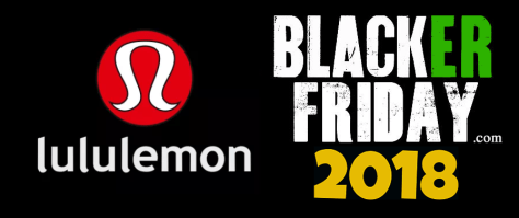 DOES LULULEMON DO BLACK FRIDAY