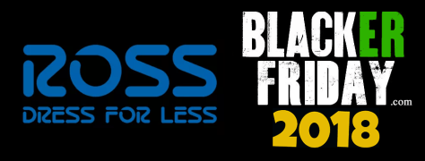 ross black friday 2018 sale opening times - Ross Christmas Hours