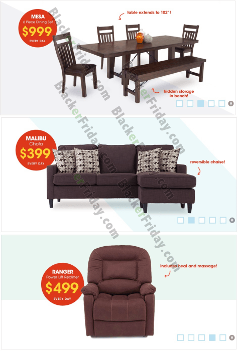 bob 39 s discount furniture black friday 2019 sale ad deals. Black Bedroom Furniture Sets. Home Design Ideas