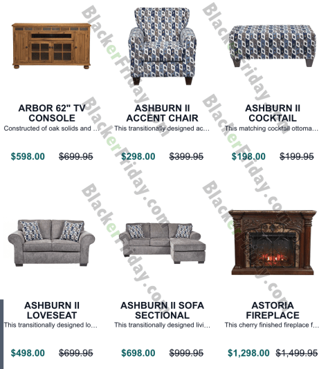 Furniture Sales Black Friday: Badcock Furniture Black Friday 2019 Ad & Sale