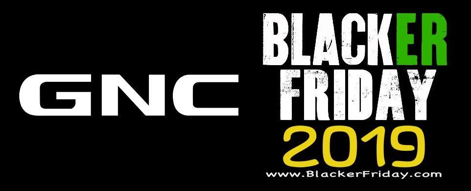 gnc black friday deals 2019