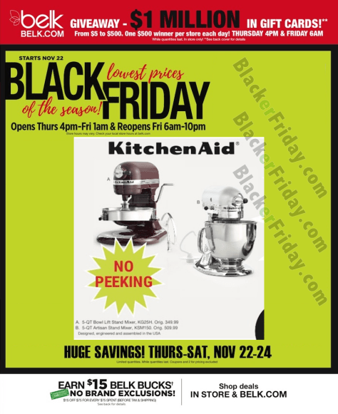 Kitchenaid Mixer Black Friday 2019 Sales Amp Deals