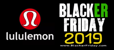 7d4ac6e06c Lululemon Black Friday 2019 Ad & Sale Details - BlackerFriday.com