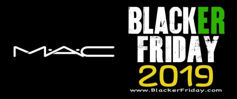 MAC Cosmetics Black Friday 2019 Sale & Deals - BlackerFriday com
